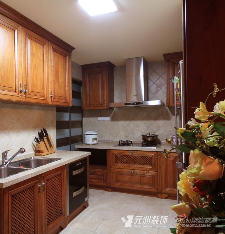 欧式 三居 厨房图片来自用户2746869241在高清欧式典雅29的分享
