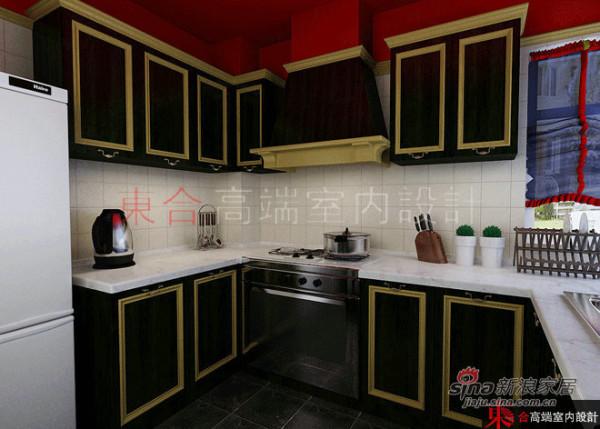 古堡的记忆-厨房