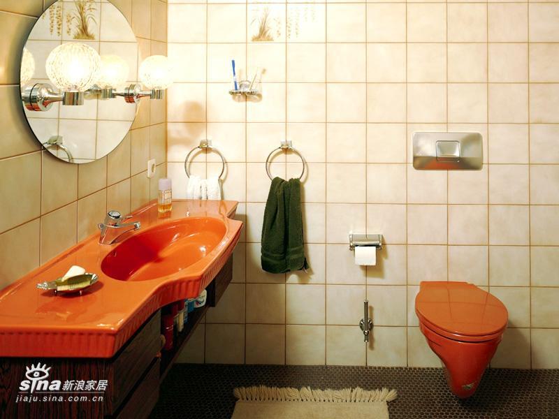 欧式 其他 卫生间图片来自用户2746953981在田园风格新时尚 家居的自然清新原色(二)37的分享