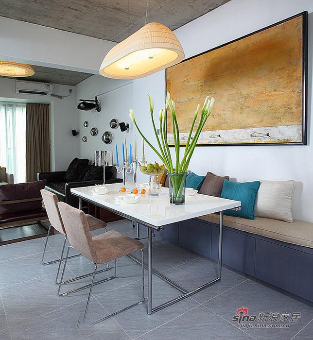 现代 三居 书房图片来自用户2771250253在9万装88平艺术爱侣3居86的分享