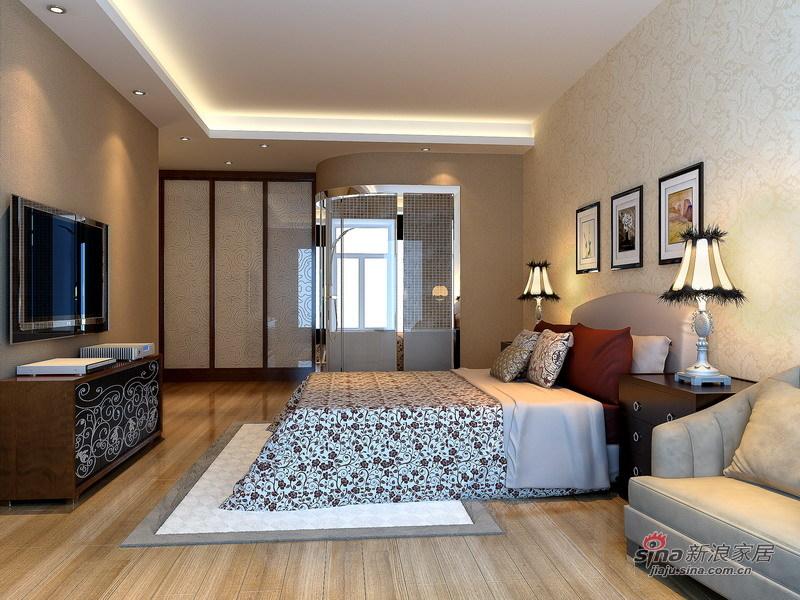 简约 三居 卧室图片来自用户2557979841在我的专辑351369的分享
