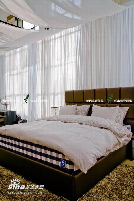 简约 一居 卧室图片来自用户2745807237在展览小空间用软装做点温柔66的分享