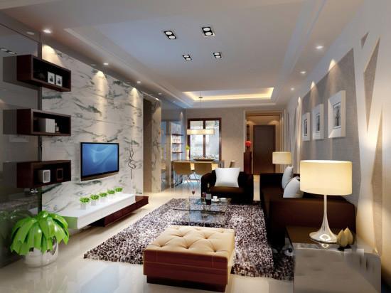 主人偏爱现代简约风格,现代风格家具搭配得体,整体色彩简洁明快,进门的线条屏风既可以起到玄关的效果又为鞋柜增添艺术气息。后现代风格衬托出主人不平凡的生活品质,玫瑰花壁纸色彩明亮家具搭配得体。在设计中家具风格与风格相得益彰。