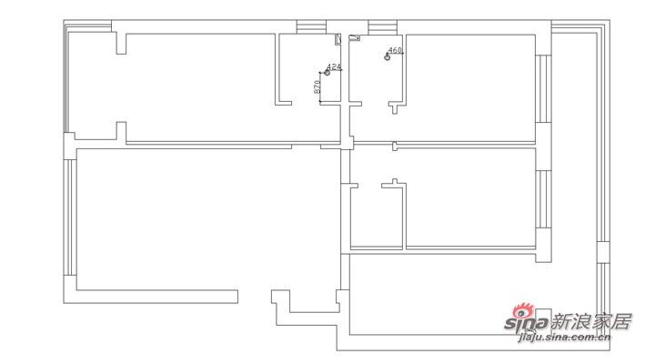 简约 二居 其他图片来自用户2738829145在温馨浪漫的简约两居室【奥林小镇】49的分享