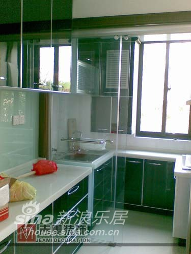 简约 二居 厨房图片来自用户2738829145在现代简约88的分享