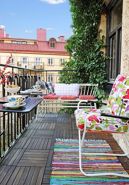 阳台 清新 糖果色图片来自用户2771736967在love的分享