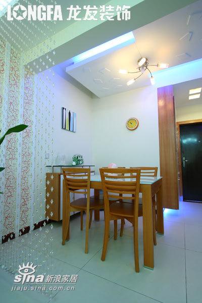 简约 二居 餐厅图片来自用户2737782783在盛天尚都93的分享