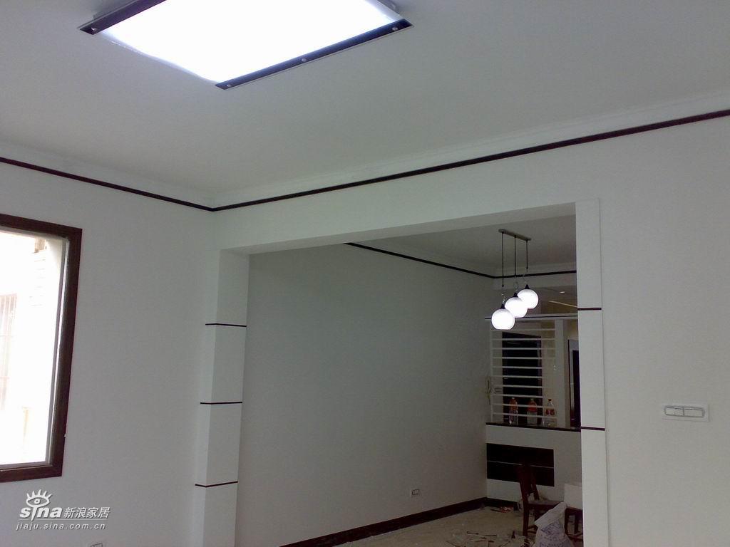 简约 一居 客厅图片来自用户2739153147在半成品装修房27的分享