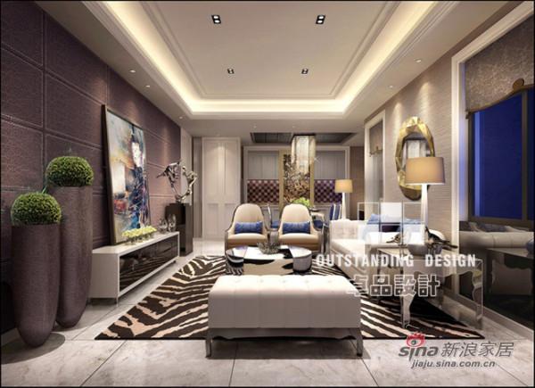 欧式 其他 客厅图片来自用户2746953981在东铂海德公馆售楼处与样板间77的分享
