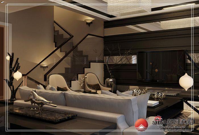 混搭 三居 客厅图片来自用户1907655435在打造沉稳大气240社会山别墅64的分享