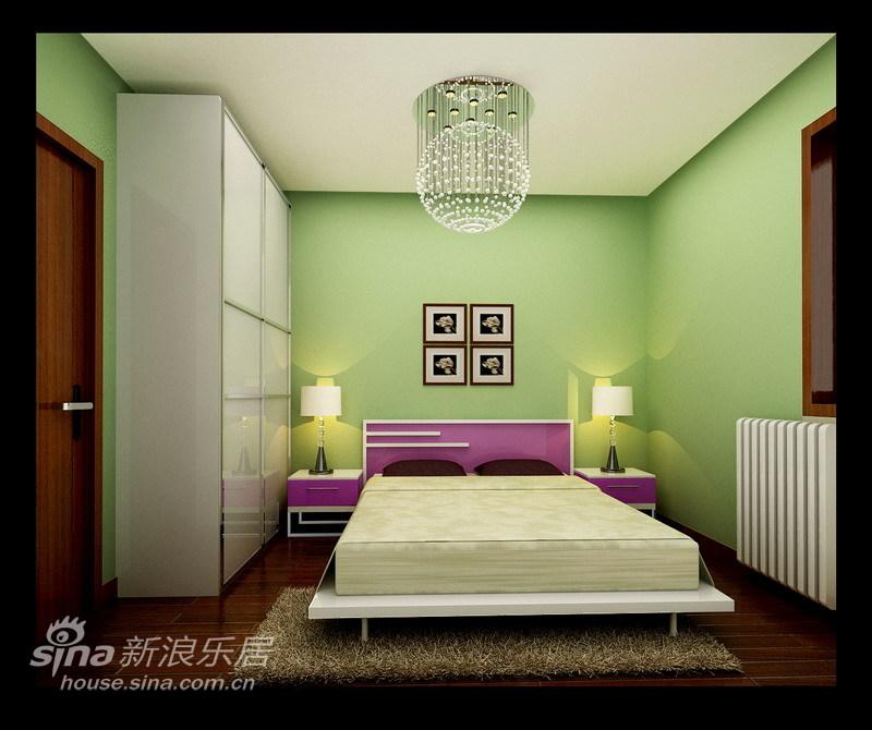 中式 二居 儿童房图片来自用户2740483635在现代中式65的分享