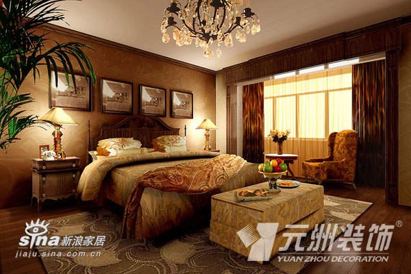 欧式 三居 卧室图片来自用户2746889121在公寓里的乡村感觉16的分享