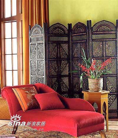 其他 二居 客厅图片来自用户2558746857在婚房案例 大胆出位的红91的分享