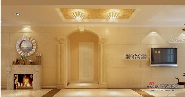 欧式门厅设计