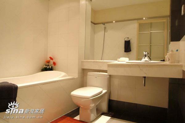 简约 四居 卫生间图片来自用户2738093703在金家园样板间28的分享