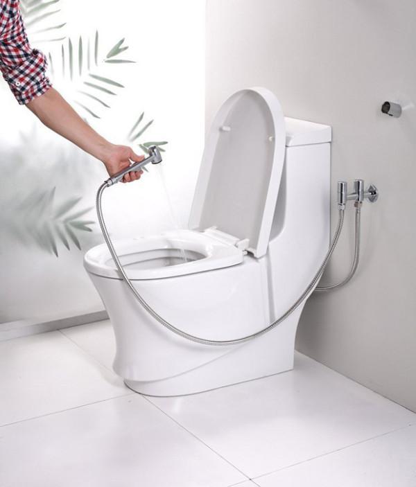 马桶专用角阀多功能角阀冲洗阀水嘴