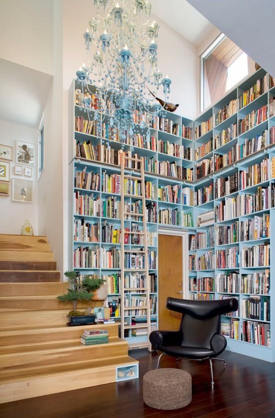 好棒的书架