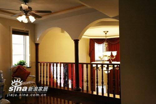 二层起居室