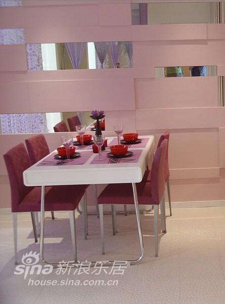 简约 一居 餐厅图片来自用户2558728947在女性主张 色彩一居96的分享