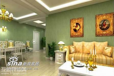 欧式 跃层 客厅图片来自用户2746869241在新古典主义欧风高雅生活二29的分享