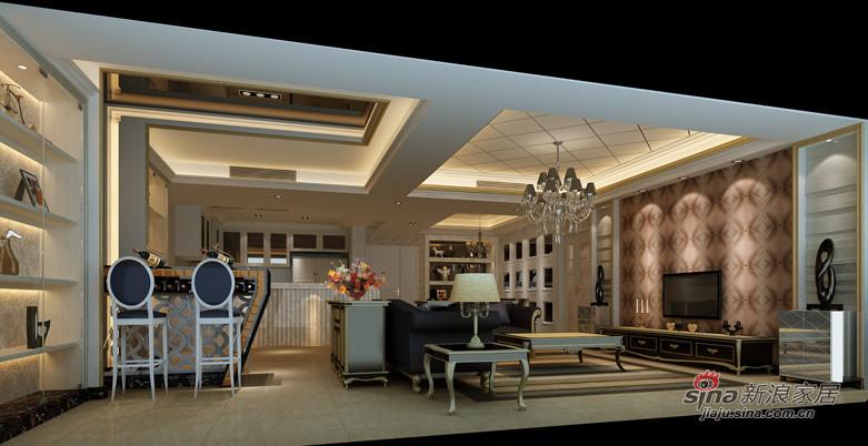 简约 二居 客厅图片来自用户2737735823在108平中信豪华公寓68的分享