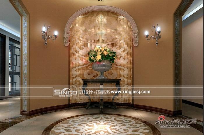 混搭 别墅 其他图片来自用户1907655435在佘山东郡别墅装修—欧式混搭风格59的分享