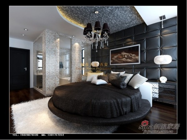简约 二居 卧室图片来自用户2737735823在回归质朴恬静之美 90㎡简约大方时尚家居76的分享