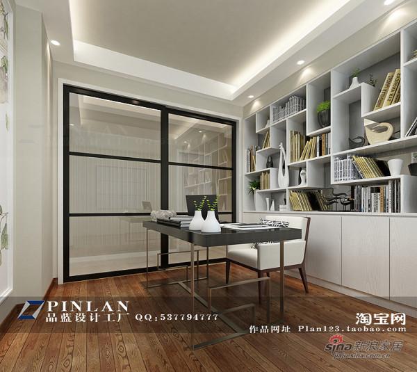 新中式书房设计