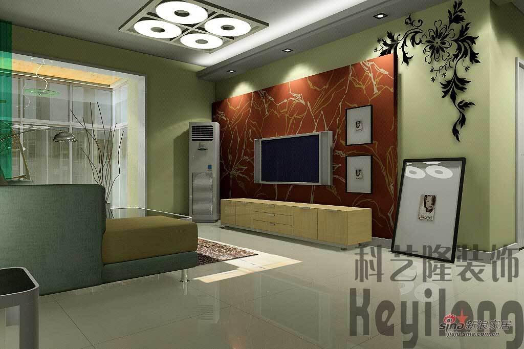 简约 三居 客厅图片来自用户2558728947在简约时尚的三室两厅两卫74的分享