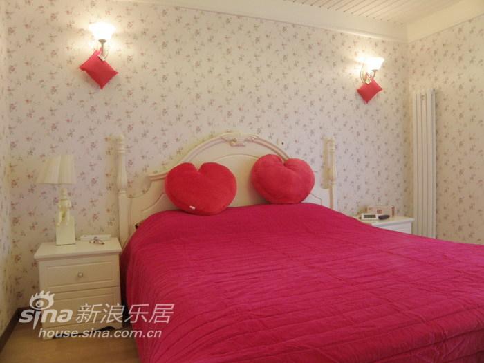 田园 二居 卧室图片来自用户2737791853在慧谷阳光10的分享