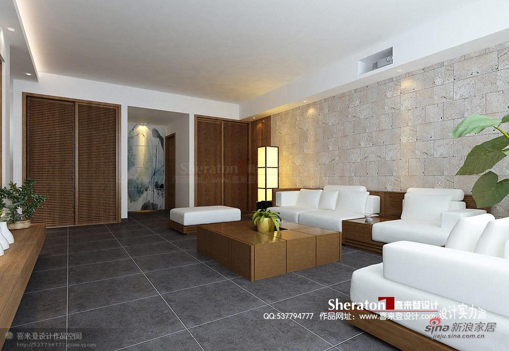 简约 三居 客厅图片来自用户2739081033在科大家园--艺术人生36的分享