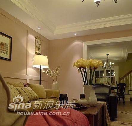 其他 复式 客厅图片来自用户2737948467在现代美式梦想复式家80的分享