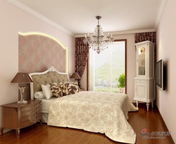 简欧卧室设计