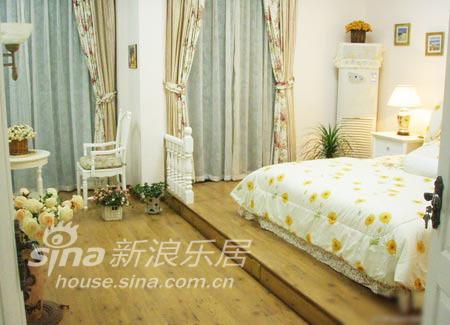 田园 二居 卧室图片来自用户2737946093在简约田园56的分享