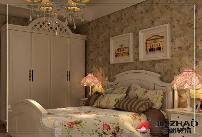 混搭 三居 卧室图片来自用户1907655435在打造沉稳大气240社会山别墅64的分享