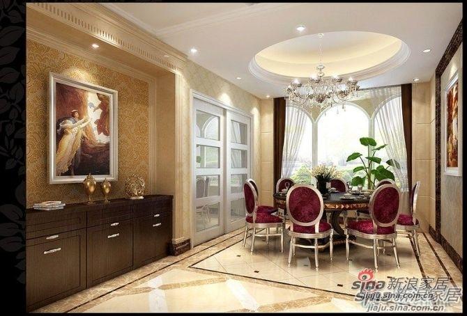 欧式 别墅 客厅图片来自用户2757317061在聆听240平复式美家的浪漫表白22的分享