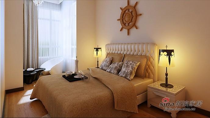 简约 二居 卧室图片来自用户2737735823在5.4万打造明光翡翠湾100平现代简约两居52的分享