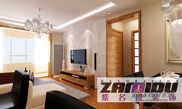 简约 二居 客厅图片来自用户2745807237在简约时尚设计53的分享