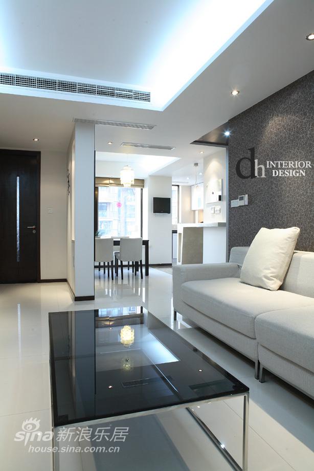 简约 二居 客厅图片来自用户2737786973在■■黑白时尚 现代简约风格■■85的分享