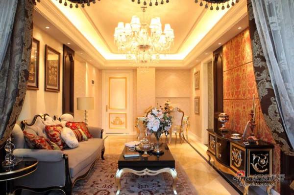 风尚设计法式新古典风格样板间