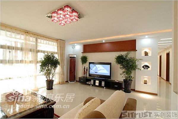 简约 一居 客厅图片来自用户2739153147在远洋山水实景案例63的分享