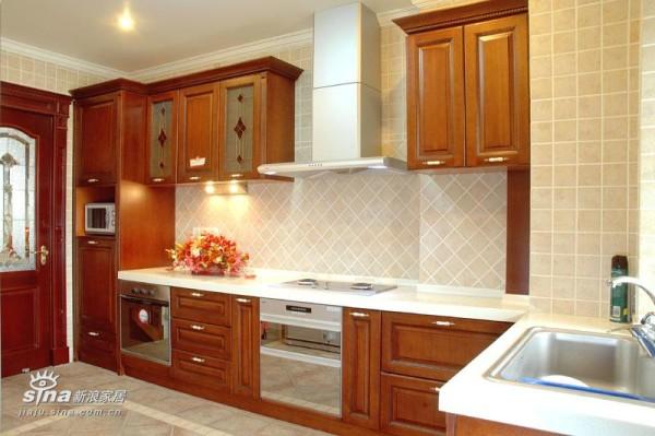 欧式 四居 厨房图片来自用户2746889121在新古典73的分享
