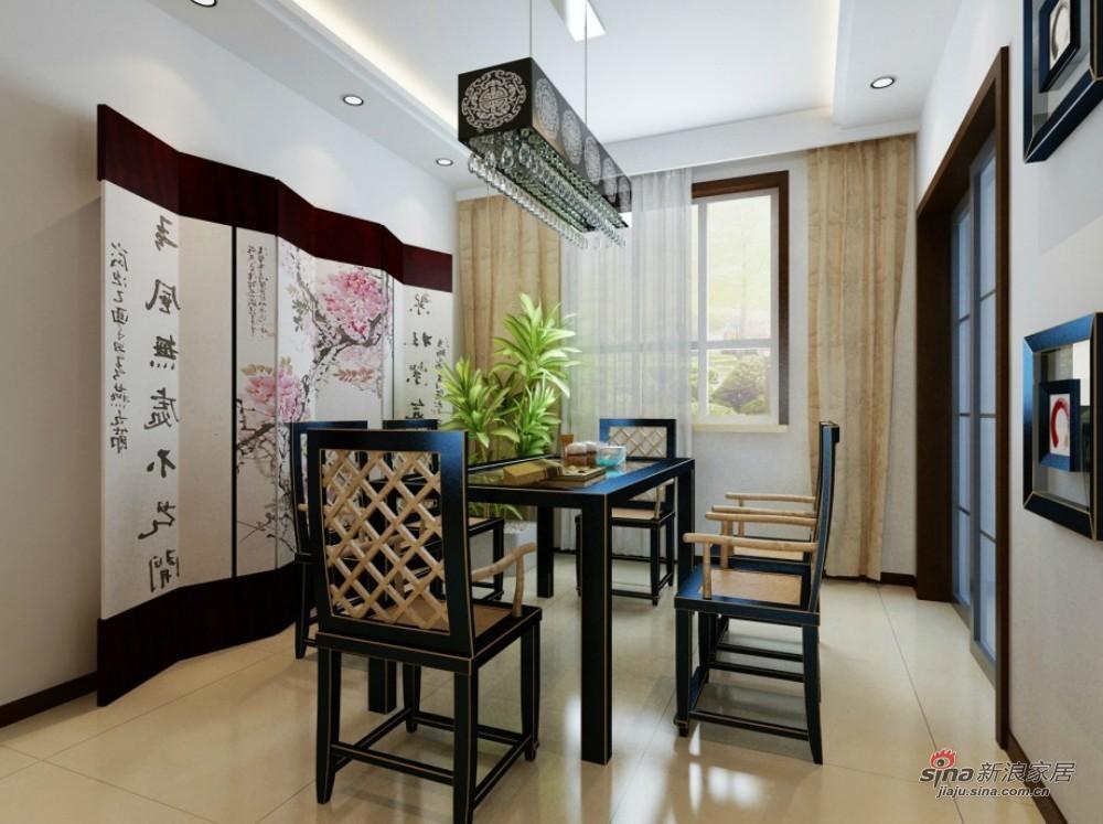 中式 二居 餐厅图片来自用户1907696363在简约中式风格·打造不凡品味家居62的分享