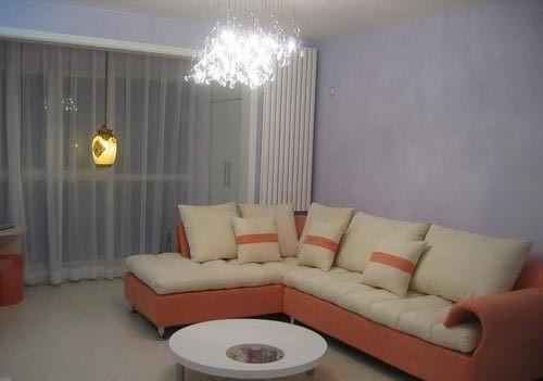 简约 二居 客厅图片来自用户2738845145在5.5万打造90平米两居温馨浪漫38的分享