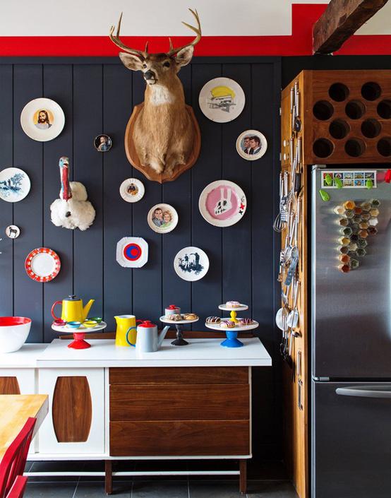 家居 清新 温馨 森系图片来自用户2771736967在简单而自然 17个北欧乡村风格厨房装修的分享