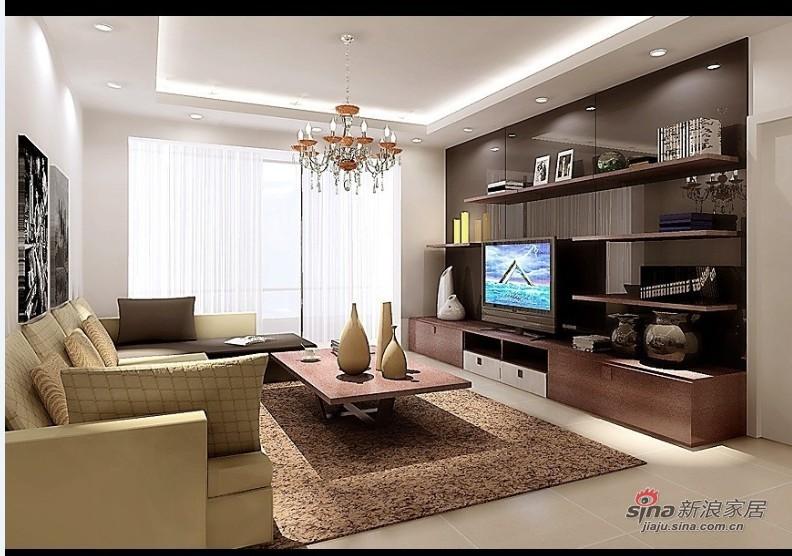 简约 二居 客厅图片来自用户2738093703在精密的智慧空间52的分享