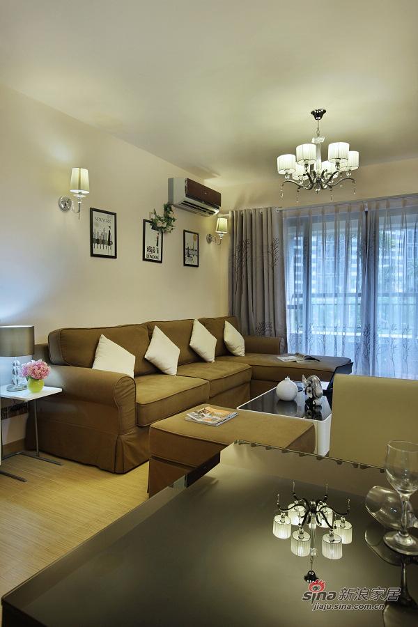 简约 三居 客厅图片来自用户2737786973在8万网购91平三室一厅现代美家!14的分享