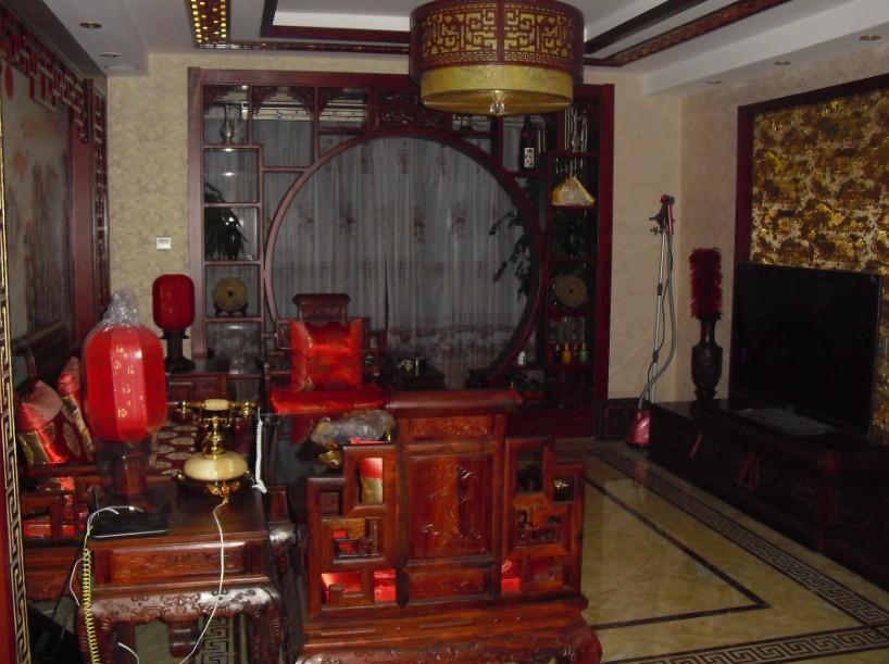 中式 三居 客厅图片来自用户1907659705在中式空间10的分享