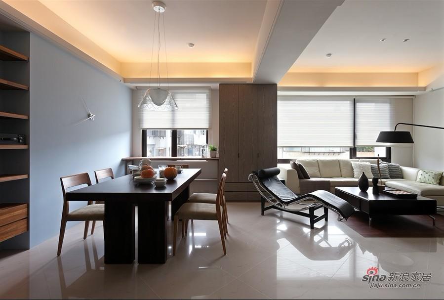 简约 二居 客厅图片来自用户2737735823在5.7万二次改造102平经典简约2居室39的分享