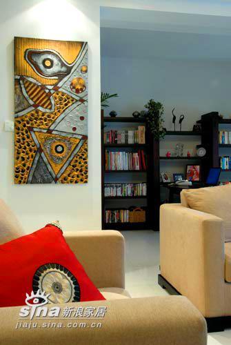 其他 别墅 书房图片来自用户2557963305在经典实用的别墅室内设计36的分享